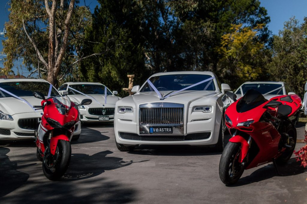 Astra Wedding Cars   Modern Luxury Wedding Cars Sydney ...